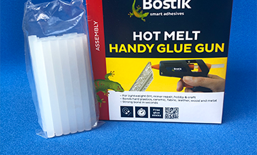 BOSTIK HOT MELT HANDY GLUE GUN